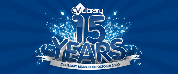 Celebrating 15 years of CV-Library