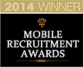Global Mobile Recruitment Awards 2014 Winner