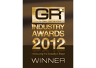 Global Recruiter Industry Awards 2012 Winner