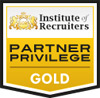 Institute of Recruiters - Partner Privilege Gold