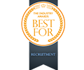 BestFor Recruitment Awards 2013 Winner