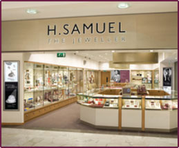 H samuel jeweller uk