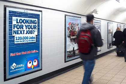 London Underground Advertising