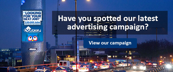 Have you spotted our latest advertising campaign?
