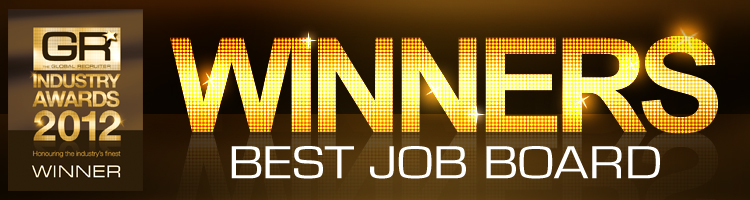 Global Recruiter Winners - Best job board