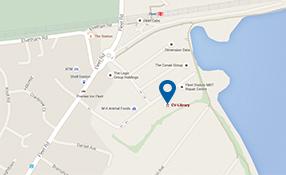 CV-Library Location