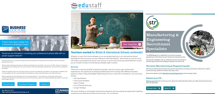 Business Doctors | Edustaff | STR Group