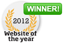 2012 - Website of the Year