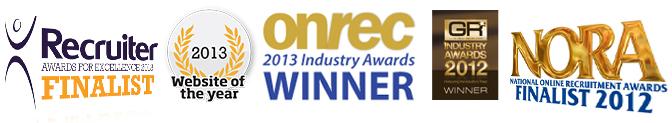 CV-Library Award Recognition