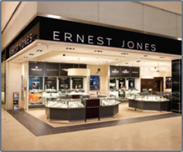 Ernest Jones - The diamond and watch specialist