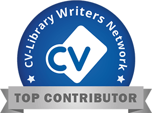 CV-Library Writers Network Top Contributor