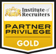 Insititute Of Recruiters Partner Gold